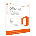 6GQ-00960 Office 365 Home Russian Sub 1YR Russian Only Medialess P4