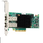 4XB0F28705 Контроллер LENOVO TopSel ThinkServer LPe16002B-M6-L PCIe 16Gb 2 Port Fibre Channel Adapter by Emulex