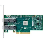 MCX312A-XCBT Контроллер Dell Technologies Mellanox ConnectX®-3 EN network interface card, 10GbE, dual-port SFP+, PCIe3.0 x8 8GT/s, tall bracket, RoHS R6