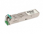 D-Link DEM-331T/20KM, 1000BASE-LX Single-mode 20KM WDM SFP Tranceiver, support 3.3V power, LC connector
