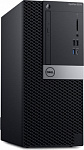 1175908 ПК Dell Optiplex 5070 MT i5 9500 (3)/8Gb/1Tb 7.2k/UHDG 630/DVDRW/Windows 10 Professional/GbitEth/260W/клавиатура/мышь/черный