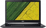 "1069672 Ноутбук Acer Aspire A715-71G-5042 Core i5 7300HQ/8Gb/1Tb/SSD128Gb/nVidia GeForce GTX 1050 2Gb/15.6""/FHD (1920x1080)/Linux/black/WiFi/BT/Cam"