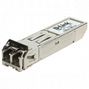 D-Link DEM-211/DD, SFP Transceiver with 1 100Base-FX port. Up to 2km, multi-mode Fiber, Duplex LC connector, Transmitting and Receiving wavelength: 13