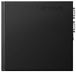 1190493 ПК Lenovo ThinkCentre M920q i7 9700T (2)/16Gb/SSD512Gb/UHDG 630/Windows 10 Professional 64/GbitEth/WiFi/BT/90W/клавиатура/мышь/черный