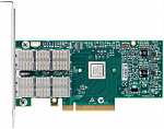 MCX354A-FCCT Контроллер MELLANOX ConnectX-3 Pro VPI adapter card, dual-port QSFP, FDR IB (56Gb/s) and 40/56GbE, PCIe3.0 x8 8GT/s, tall bracket, RoHS R6