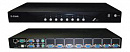 D-Link DKVM-IP8, 8 Port KVM over IP SWITCH Rackmount, 8 console port , 1x10/100BASE-TX, 1xUSB 2.0 B type port