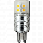 G9CV41ELC Ecola G9  LED  4,1W Corn Mini 220V 4200K 300° (алюм. радиатор) 65x23