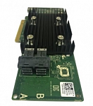 405-AANM Контроллер Dell Technologies DELL Controller PERC HBA330+ Adapter, 12Gb Adapter, Low Profile (Incl. Full Height Bracket)