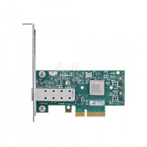MCX311A-XCCT Контроллер Dell Technologies Mellanox ConnectX®-3 Pro EN network interface card, 10GbE, single-port SFP+, PCIe3.0 x8 8GT/s, tall bracket, RoHS R6