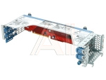 725586-B21 Контроллер HPE Low Profile PCIe CPU2 Riser Kit for DL160 Gen9 (inc. 1 x16 Low profile), req. CPU2