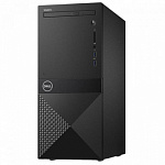 1171852 ПК Dell Vostro 3670 MT i3 9100 (3.6)/4Gb/1Tb 7.2k/UHDG 630/DVDRW/CR/Windows 10 Home 64/GbitEth/WiFi/BT/290W/клавиатура/мышь/черный